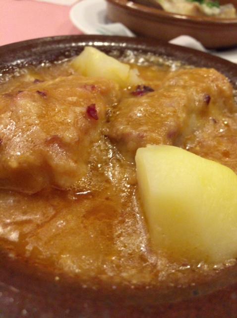 エスペロ 若鶏料理
