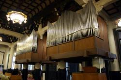 築地本願寺 パイプオルガン 無料コンサート