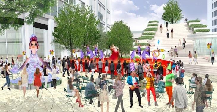 Hibiya Festival 演劇やダンス、舞踊、ミュージカルなど、多彩な舞台芸術が楽しめるフェス