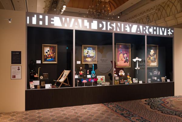 「ウォルト・ディズニー・アーカイブス」の空間を体験!待望の銀座開催。