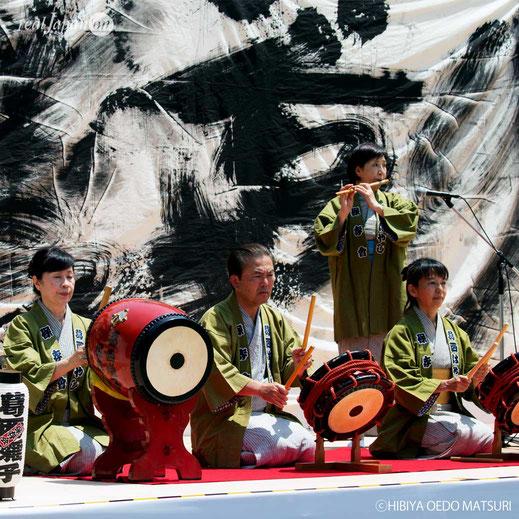 日本の伝統文化、各種芸能などのステージプログラム
