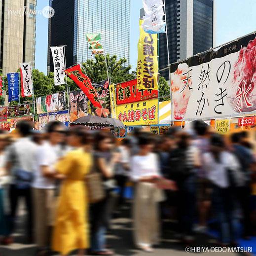 """日本が誇る様々な """"ウマイ!"""" が日比谷公園に大集結"""