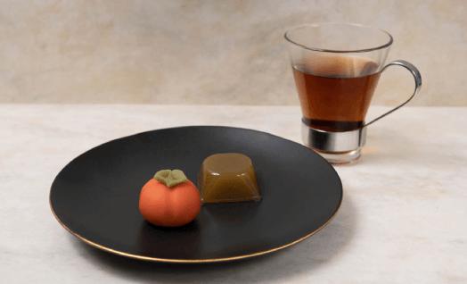「とらや 和菓子の原理展」 × 「数寄屋橋茶房」コラボレーション