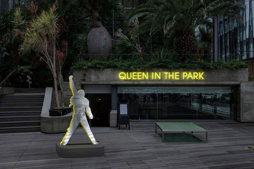 #013 QUEEN IN THE PARK ~クイーンと遊ぼう~